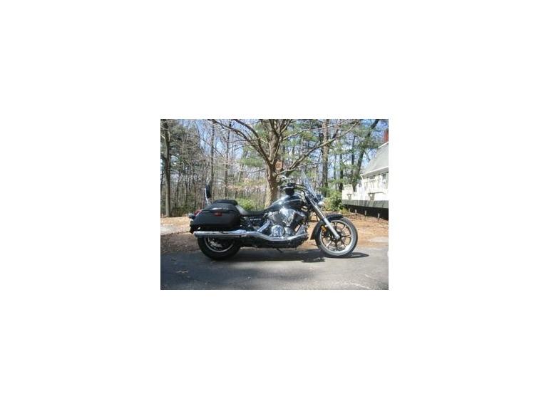 2009 Star Motorcycles V Star 950