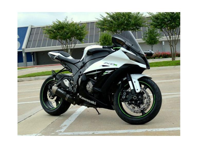 2014 Kawasaki Zrx