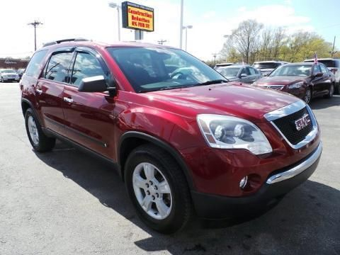 2009 GMC ACADIA 4 DOOR SUV