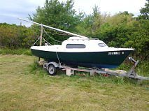 17 ft day sailor