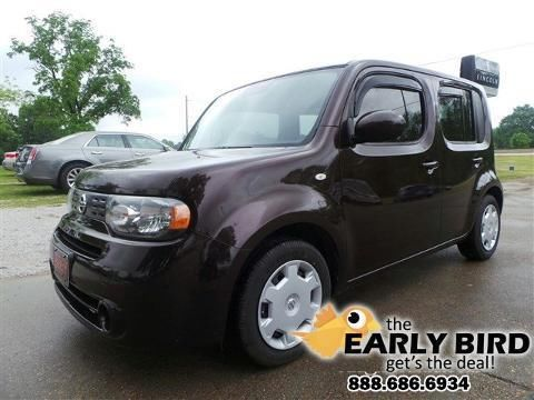 2010 NISSAN CUBE 4 DOOR WAGON