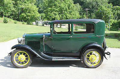 Ford : Model A Model A 1930 model a ford