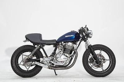 Suzuki : Other 1981 suzuki gn 400 cafe racer