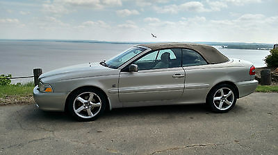 Volvo : C70 Base Convertible 2-Door 2001 premium volvo c 70 convertible 25 30 mpg new engine fun in the sun premium