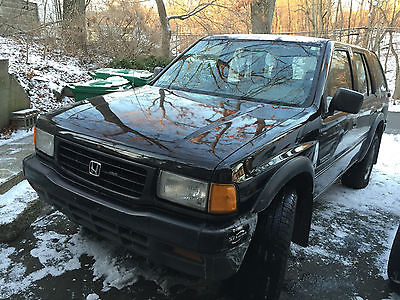 Honda : Passport LX Sport Utility 4-Door 1994 honda passport 114 k original miles