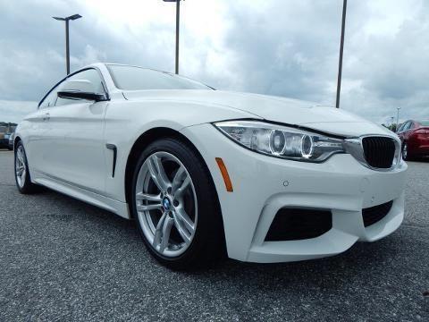 2014 BMW 4 SERIES 2 DOOR COUPE