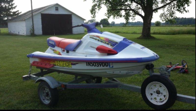 1996 Yamaha wave raider 1100 triple