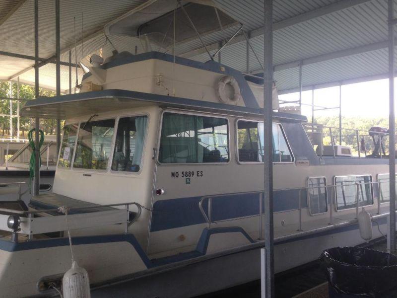43' Nautaline Houseboat