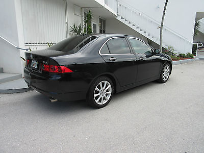 Acura : TSX Navi 2006 acura tsx navi automatic heated seats sun roof leather 4 door one owner
