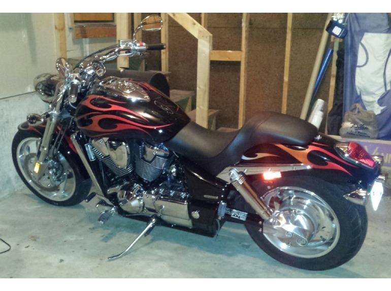 honda vtx 1800 motorcycles for sale in wichita kansas. Black Bedroom Furniture Sets. Home Design Ideas