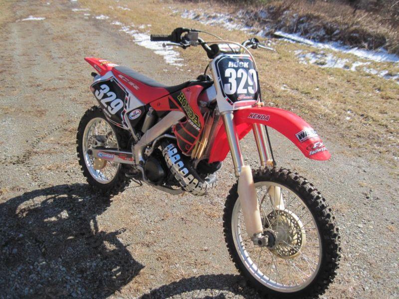 Cr500 Af Motorcycles for sale