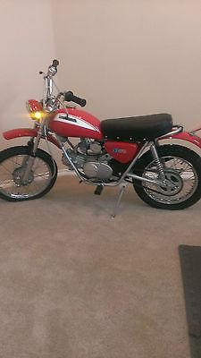 Honda : Other 1971 honda sl 70