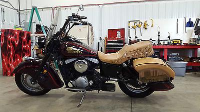 Kawasaki : Vulcan Kawasaki Drifter 1500