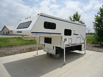 2000 Coachmen Ranger Slide In Truck Camper RV