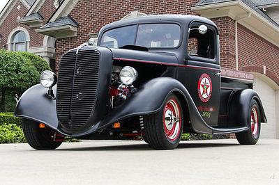 Ford : Other Pickups Street Rod Pro Custom Build! 302ci, Auto, 4 Wheel Disc, Power Steering, Custom Interior!