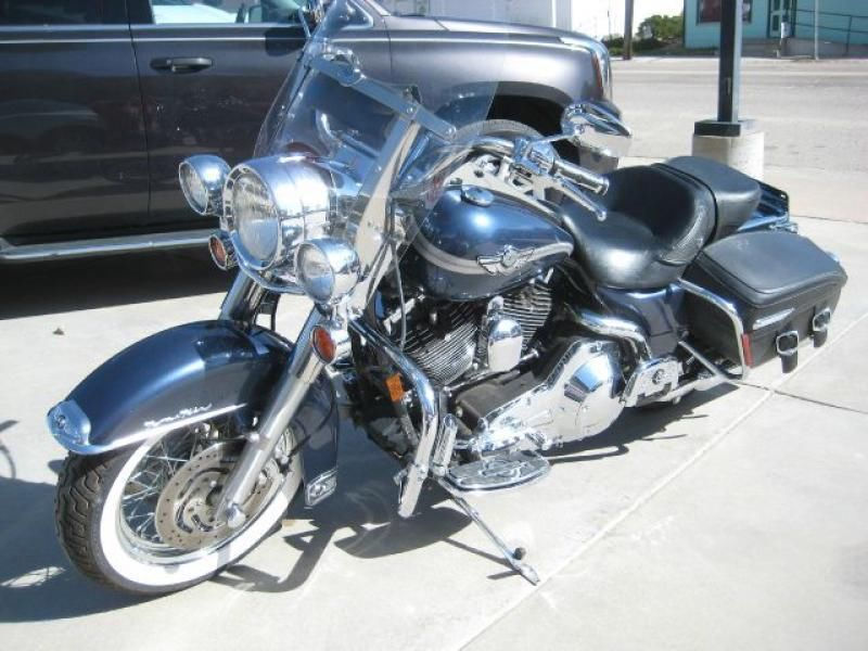 2003 harley road king cars for sale for Motor king auto sales