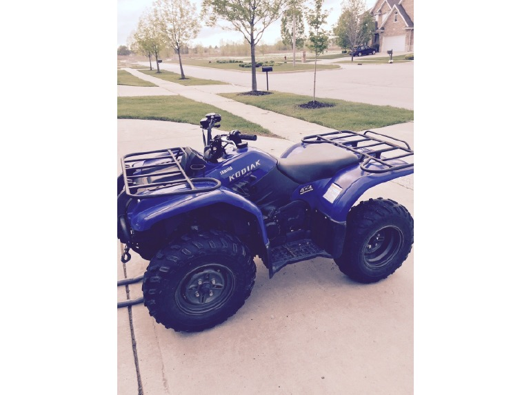 Yamaha Kodiak 450 Motorcycles For Sale In Illinois