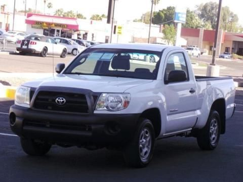 2007 toyota tacoma 2 door long bed truck boats for sale. Black Bedroom Furniture Sets. Home Design Ideas