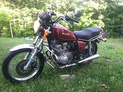 1980 Gs 250 Suzuki Motorcycles for sale