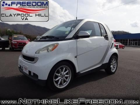 2008 SMART FORTWO 2 DOOR COUPE