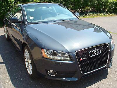 Audi : A5 Quattro 2011 audi a 5 premium plus quattro must see only 27 k