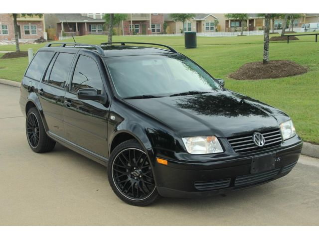 Volkswagen : Jetta 4dr Wgn GL T 2004 vw jetta wagon clean title rust free wholesale price
