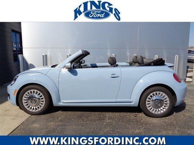 2013 Volkswagen Beetle Brown Cars For Sale