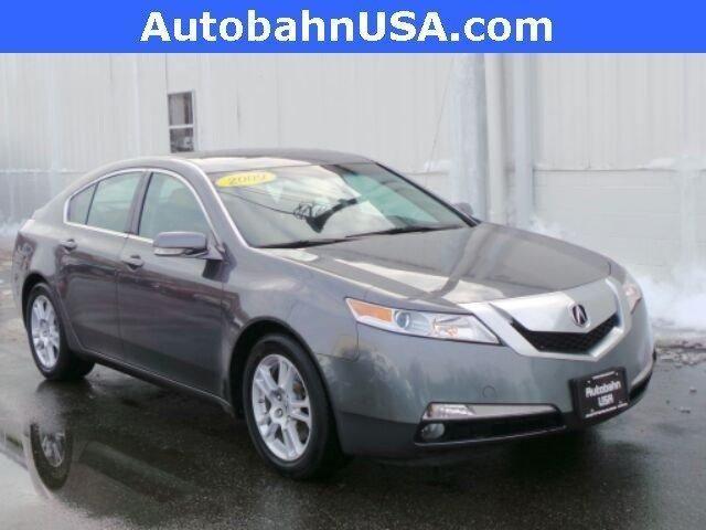 2009 Acura TL 3.5