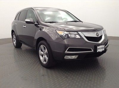 Acura : MDX Base Sport Utility 4-Door 2010