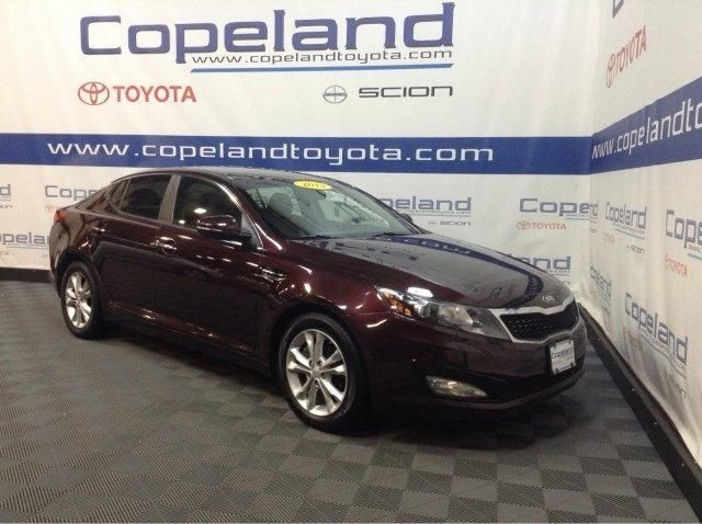 2013 Kia Optima 4dr Car LX