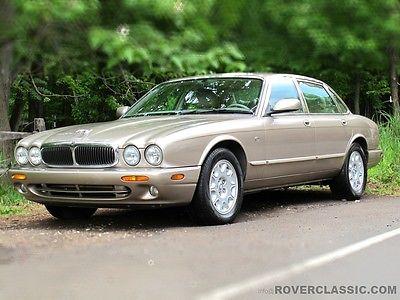Jaguar : XJ8 XJ8 1999 jaguar xj 8 81 041 original miles xj 8 xj
