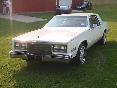 Cadillac eldorado cars for sale in michigan for Fox motors cadillac mi used cars