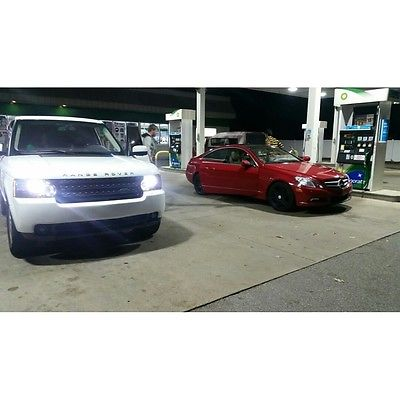 Land Rover : Range Rover range rover autobiography  range rover 2003 converted 2012 100%