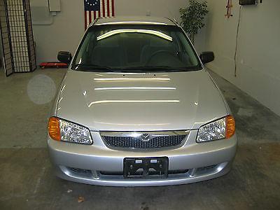 Mazda : Protege ES Sedan 4-Door 2000 mazda protege es sedan 4 door 1.8 l