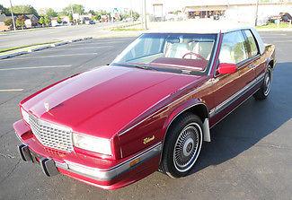 Cadillac : Eldorado 2 Door 1990 cadillac eldorado 2 door coupe 450 v 8 70 000 original miles 1 owner
