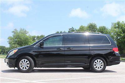Honda : Odyssey 5dr EX-L w/RES Honda ODYSSEY 5dr EX-L w/RES Van Automatic Gasoline 3.5L V6 Cyl Crystal Black Pe
