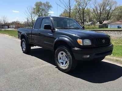 Toyota : Tacoma DLX Extended Cab Pickup 2-Door 2001 toyota tacoma trd extended cab pickup 4 x 4 3.4 l