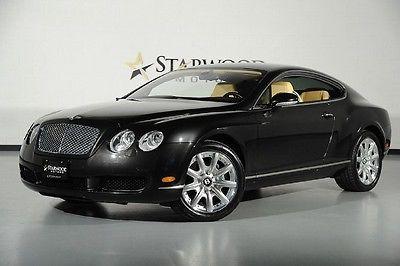 Bentley : Continental GT 2005 Bentley Continental GT 2dr Coupe AWD 2005 bentley continental gt 2 dr coupe awd