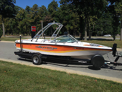 2005 Correct Craft Sport Nautique 216 Limited