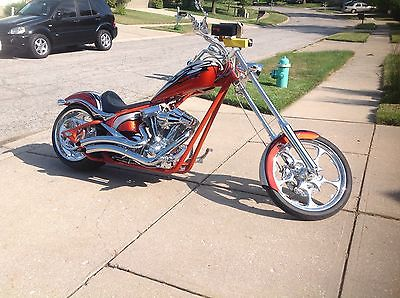 Big Dog : K-9 2007 big dog k 9 chopper motorcycle