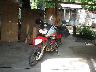 Kawasaki : KLR 2008 kawasaki klr 650