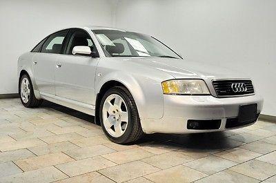 Audi : A6 4.2L 2003 audi a 6 4.2 v 8 rare find warranty