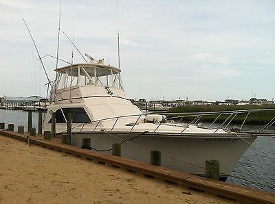 1984 Ocean Yachts 46 Super Sport  -  Ocean Yacht 46 SS