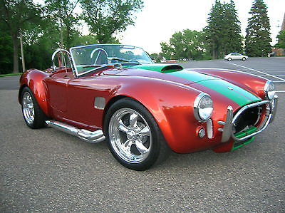 Shelby : AC Shelby Cobra convertible 1966 ac shelby cobra