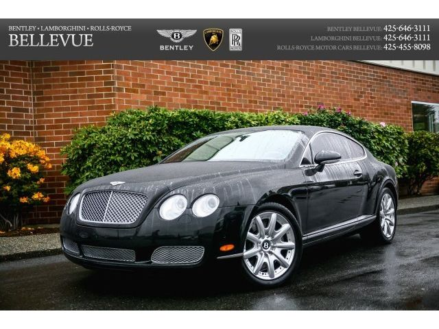 Bentley : Continental GT 2DR Coupe Low miles,19