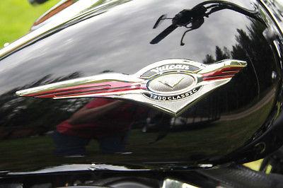 Kawasaki : Vulcan 2012 kawasaki vn 1700 e 1700 cc vulcan classic motorcycle like new
