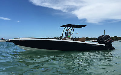 2000 Concept 27 Center Console Twin Mercury Pro XS Completely redone in 2015