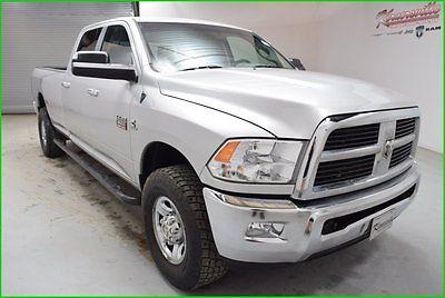 Ram : 3500 SLT 4X4 Crew cab Cummins Diesel Truck 4Door 1Owner FINANCING AVAILABLE!! 96K Miles Used 2012 RAM 3500 4x4 Truck  4 Doors Side Steps