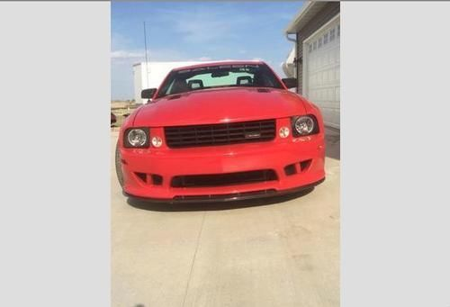 2007 Ford Mustang Saleen Extreme