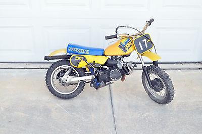 1986 suzuki jr50 motorcycles for sale suzuki other suzuki jr 50 scrambler for pick up at location freerunsca Images